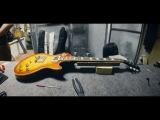 Refreting Gibson Les Paul Standard
