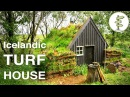 Beautiful Tiny Turf House in Iceland - Full Tour Interview