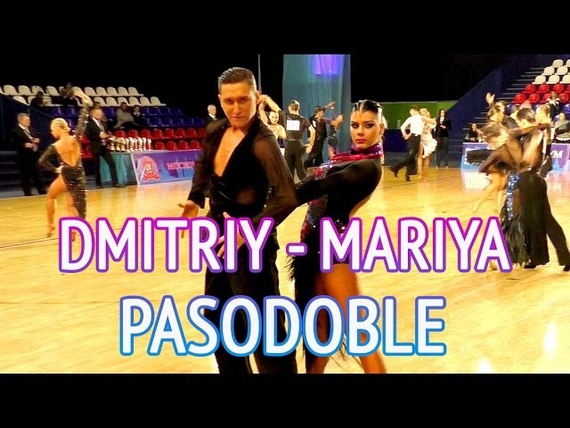 Dmitry Kulebakin Maria Chernykh | PasoDoble | WDSF Youth Open Latin - Russian Open Championship 20