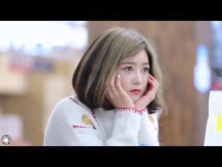 170124 BP 라니아(BP RANIA)(지유) - Start A Fire 앨범 발매기념 팬싸인회 @김포공항 롯데몰 [직캠/Fancam] By &#4829