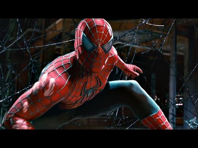 Человек-паук и Новый Гоблин против Венома и Песочного Человека. Финальная битва. Часть 1.