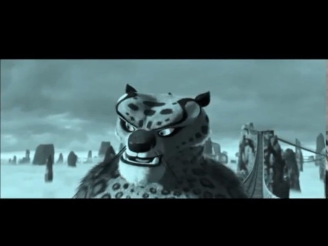 Tai Lung/Tigress Тай Лунг/Тигрица - лучшая пара всех времён