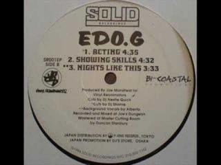 Edo G - Showing Skills