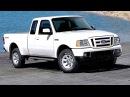 Ford Ranger Sport Super Cab North America