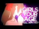 Girls your a full aph girls MEP