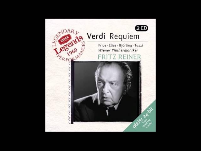 Verdi - Requiem (Reiner)