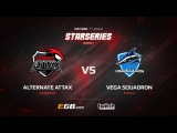 ALTERNATE aTTaX vs Vega Squadron, map 3 nuke, SL i-League StarSeries Season 3 Europe Qualifier