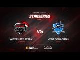 ALTERNATE aTTaX vs Vega Squadron, map 1 mirage, SL i-League StarSeries Season 3 Europe Qualifier