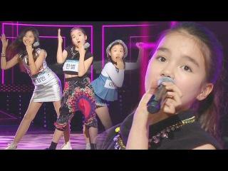 초토화, 아빠 미소 나오는 깜찍한 무대! 'U Go Girl' 《KPOP STAR 6》 K팝스타6 EP14