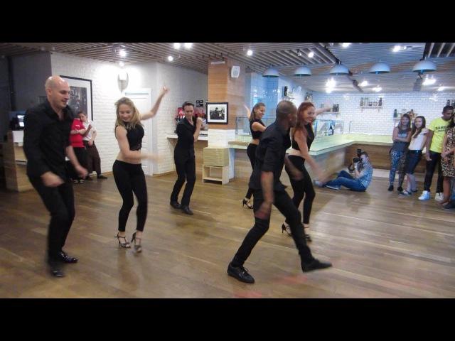 2016 08 19 sambafanaticos 4 shows 1 Rio Dance Academy
