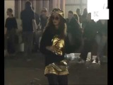 1989 Illegal Rave Girls Dancing, Acid House UK