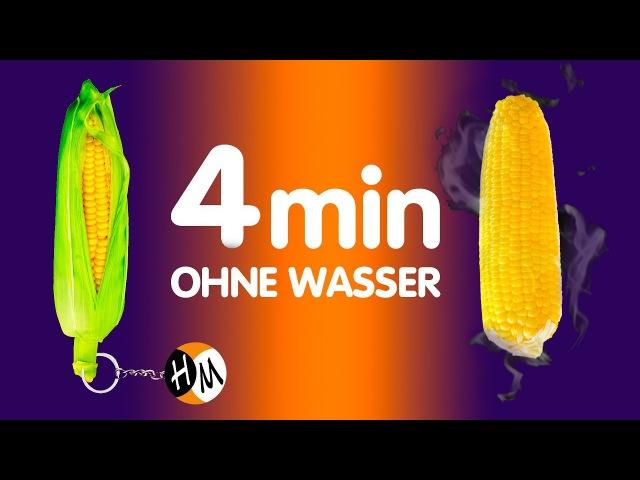 Maiskolben für 4 MINUTEN kochen -- Hungriger Mann, Episode 6