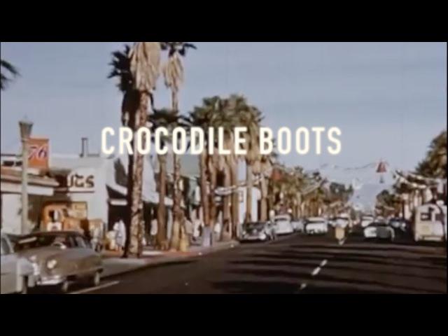 MIXHELL JOE GODDARD feat. MUTADO PINTADO - Crocodile Boots (SOULWAX REMIX) Official Video HD