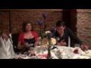 Валерий Юг -на концерте у Аркадия Кобякова2014г.Дмитровский дворик