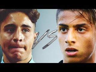 Emre Mor vs Hachim Mastour - Pure Talent's Battle 2016/17 | HD