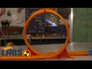 Hot Wheels Лаборатория Хот Вилс машинки тестируют петли – Видео с Hot Wheels на русском