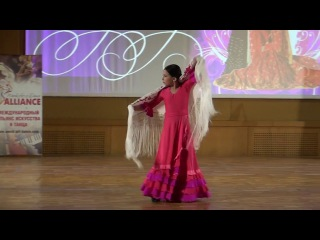 Maya Arenas por alegrias-coreografia Julia Katyshkina
