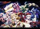 AMV Senki Zesshou Symphogear GX MAD Anime Clip Аниме Клип