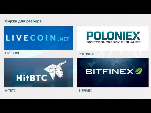 Детальный обзор бирж Livecoin HitBTC Bitfinex
