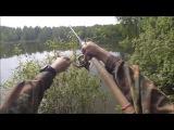 Спиннинг на озере. Pontoon 21 synchrony, Synchrony TB, Indi-rah. Окунь на озере.