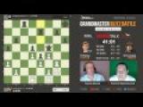 Грищук - Карлсен, 11 партия, 3+2, Ферзевый гамбит