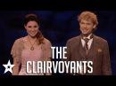 The Clairvoyants Auditions Performances | America's Got Talent 2016 Finalist