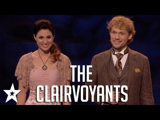 The Clairvoyants Auditions Performances America's Got Talent 2016 Finalist