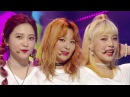 《ADORABLE》 Red Velvet (레드벨벳) - Russian Roulette (러시안 룰렛) @인기가요 Inkigayo 20160925