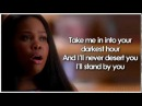 Glee - Ill Stand By You Lyrics