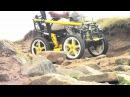 Terrain Hopper Off Road Wheel Chair Tackles Stanage Edge Huge Rocks with Ease Overlander 4