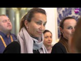 WTA Stars Visit Faberge Museum In St.Petersburg