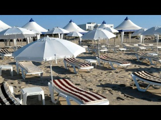 Отдых в Затоке пляжный комплекс Робинзон