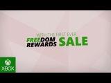 FREEdom Rewards Sale