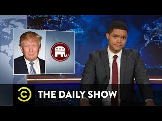 The Daily Show - Did Donald Trump Call for Hillary Clinton's Assassination?