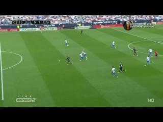 Малага 0:1 Реал Мадрид | Гол Роналду