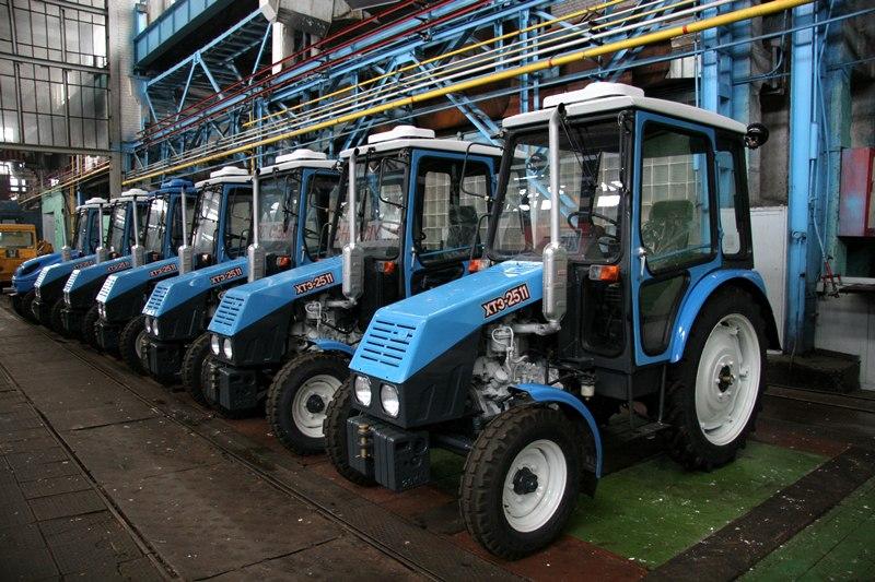 Харьковский тракторный завод пустили на металлолом