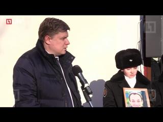 Открытие мемориальной доски в память о 14 выпускниках и студентах МГИК, погибших при крушении Ту-154 — прямая трансляция