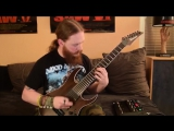 Amon Amarth - First Kill (Full HD Guitar Cover)