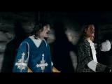 Возвращение мушкетеров (2009). Бой детей мушкетеров с боевыми монахами в харчевне