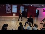 МК Леры Юферевой (Москва) choreo - Лена Темникова - Движения