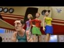 Сказочная Русь,6 сезон, серия 28|Миссия невыполнима|Супергерой Шкиряк|Турецкий плен|мультфильмы 2015