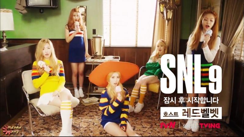 170722 tvN SNL Korea 9 @ Red Velvet