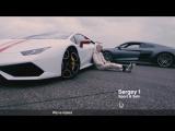 DT Test Drive  Audi R8 V10 Plus vs Lamborghini Huracan LP610-4