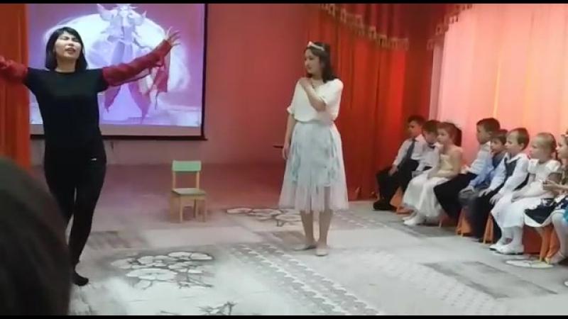 Ризашылык куни 24.02.17г главный роль ЗЛОЙ ВОЛШЕБНИК )