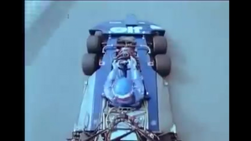 Patrick Depailler - Tyrrell Ford P34, Monaco 1977 onboard
