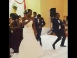 Свадьба по черному ( Lil Jon - Snap Yo Fingers)