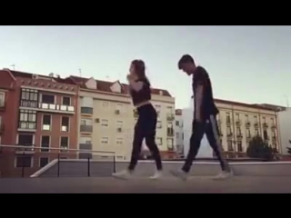 Amazing Couple#2 - ShuffleDance#2 - Song(Cat Dealers - Your body) SUBSCRIBETE!!🙏