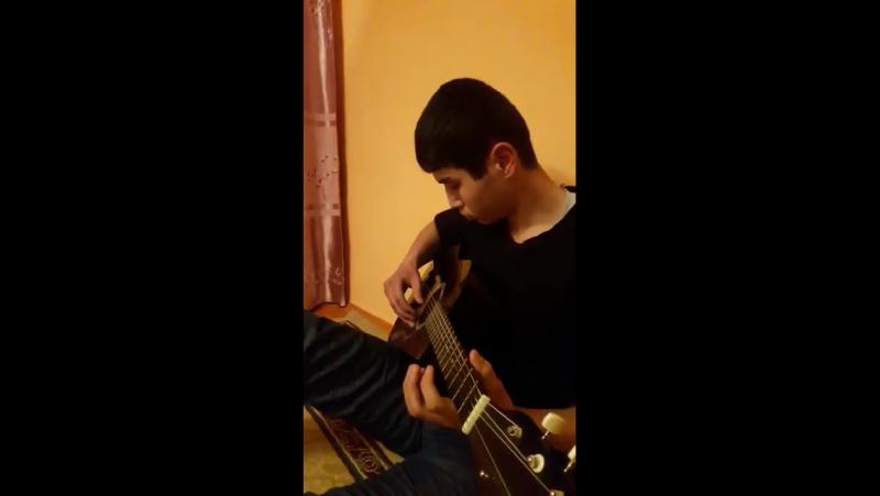 Тум хи хо гитарамен