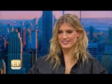 Genie Bouchard talks about her Twitter date &amp that's she willing to go on a second date.