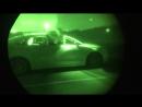 Ford Fusion Hybrid беспилотный тест-драйв в темноте